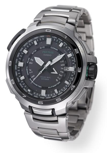 Casio Pro Trek Uhr PRX-7000T-7ER MANASLU