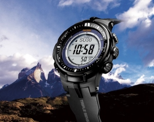 Casio PRW-3000-1ER MOUNT ROLLESTON
